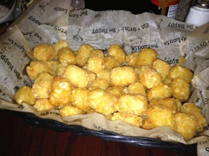 Tots at Bar Louie
